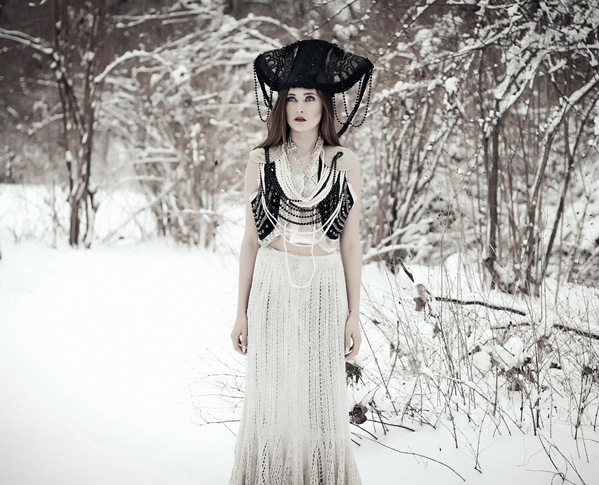 How to wear the Winter Solstice
