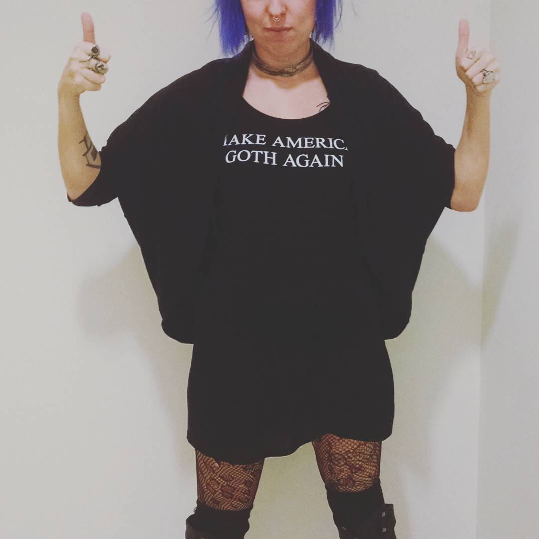 Make America Goth Again