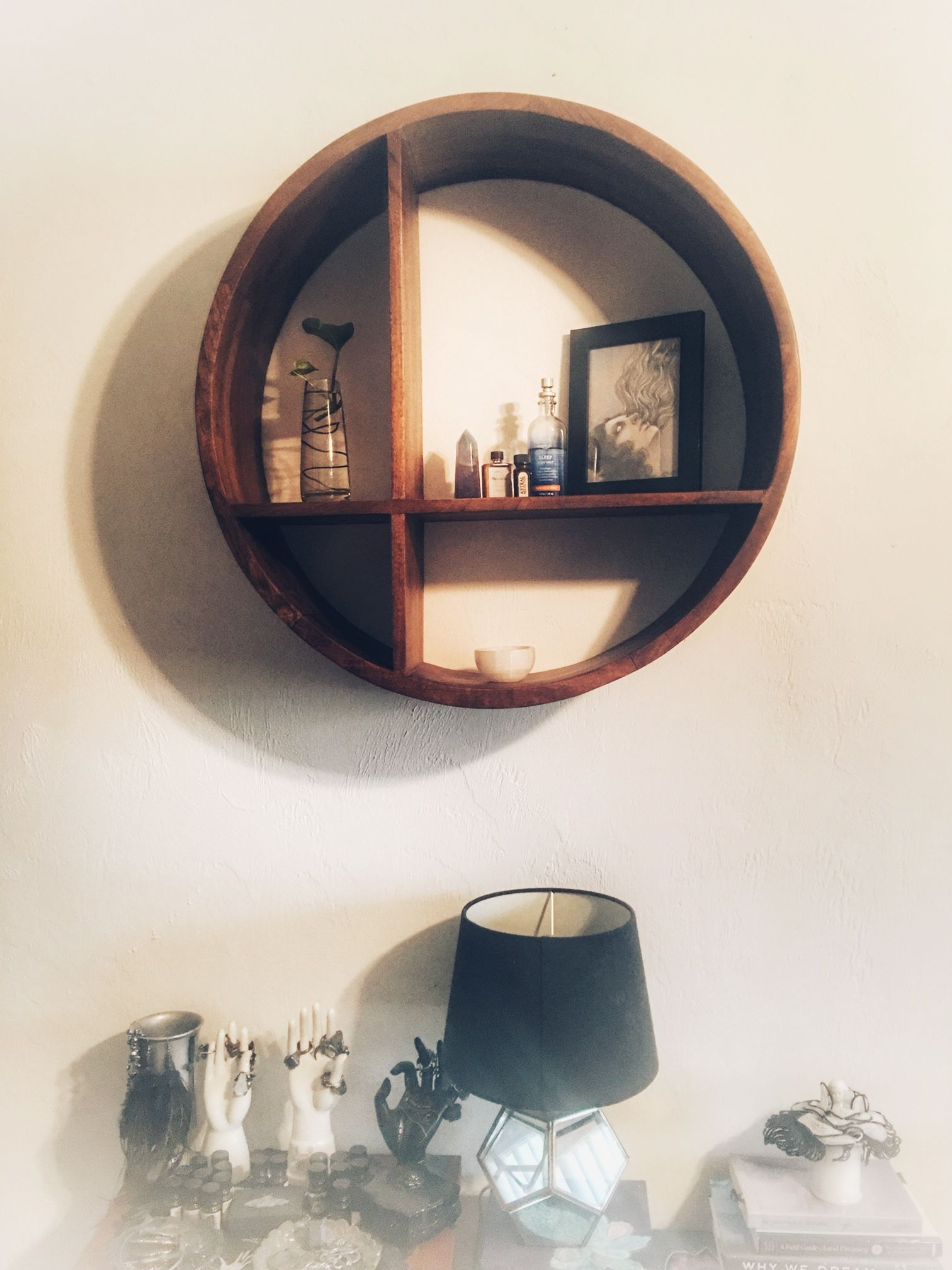 Bedroom shelf 2