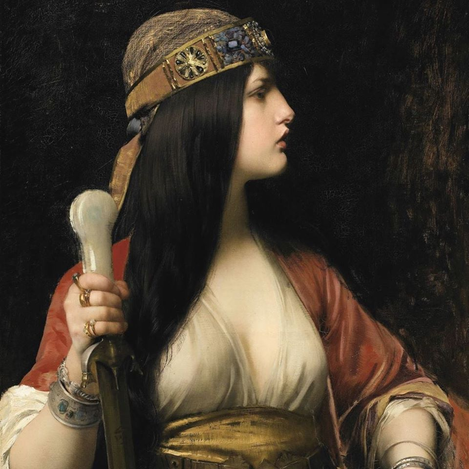 """Jules Joseph Lefebvre, """"Judith"""" (1892)"""
