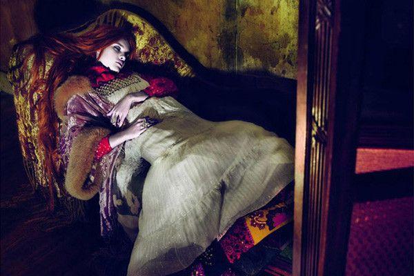 Mert & Marcus for Vogue Paris.