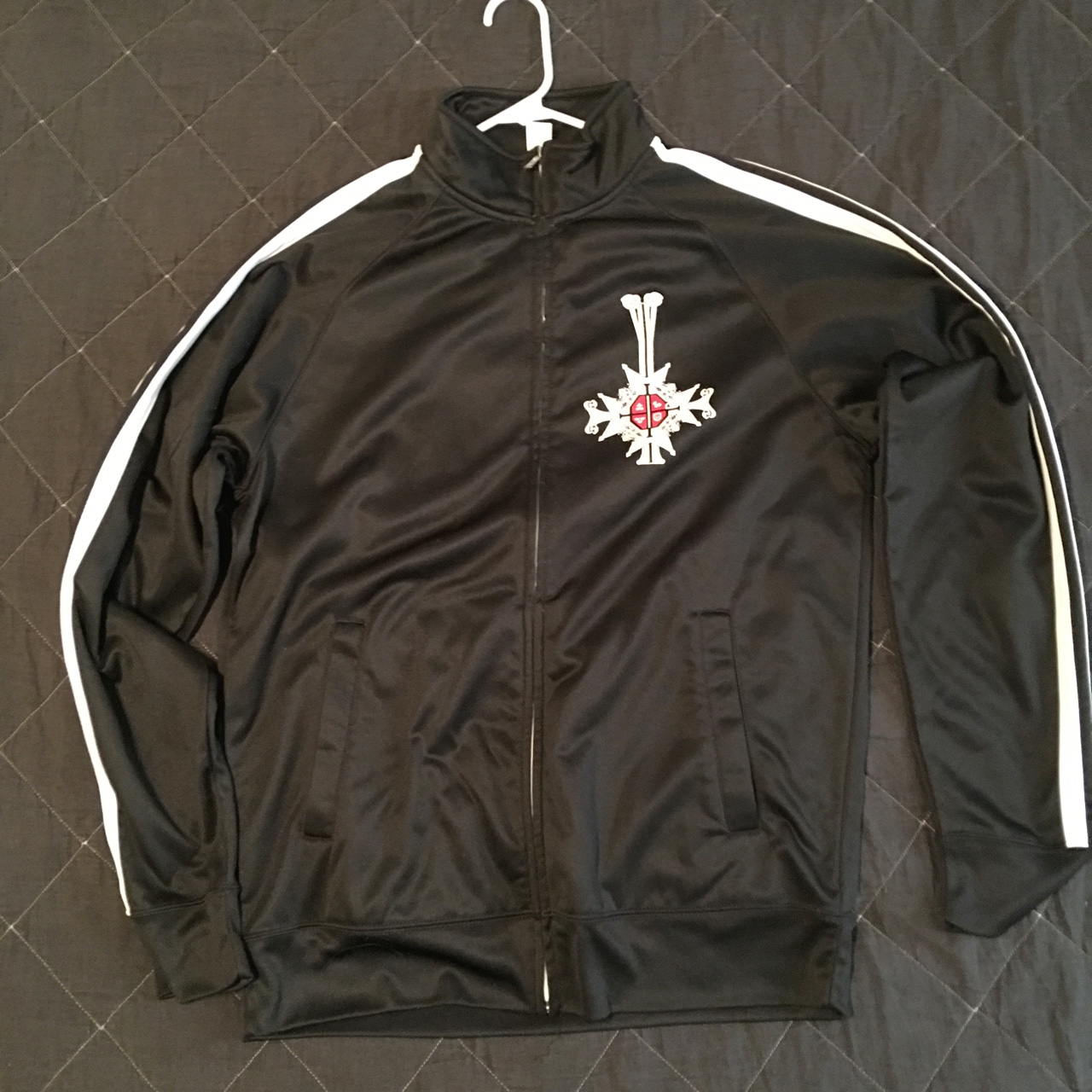 Official GHOST band track jacket--make me an offer!